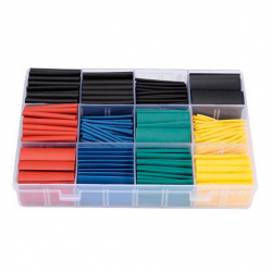 Boite de gaines thermo assorties
